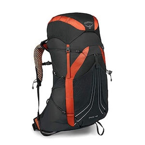 An 48-liter ultralight backpacking pack that carries every piece of gear on my list