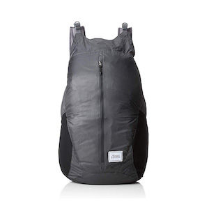 Packable grey daypack