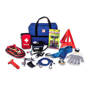 Must-have van emergency kit for living out of a vehicle