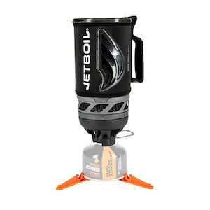 Jetboil, a van life gadget for boiling water