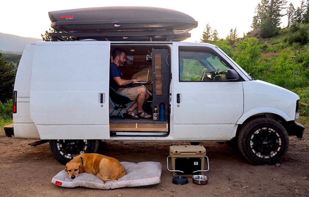 41 Van Life Essentials for Living in a Van Full-Time (Tips +
