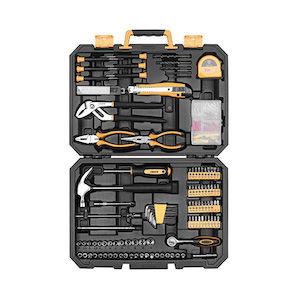 Tools for car repairs when living in a van full-time